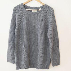 Weatherproof Vintage Diamond Crew Sweater